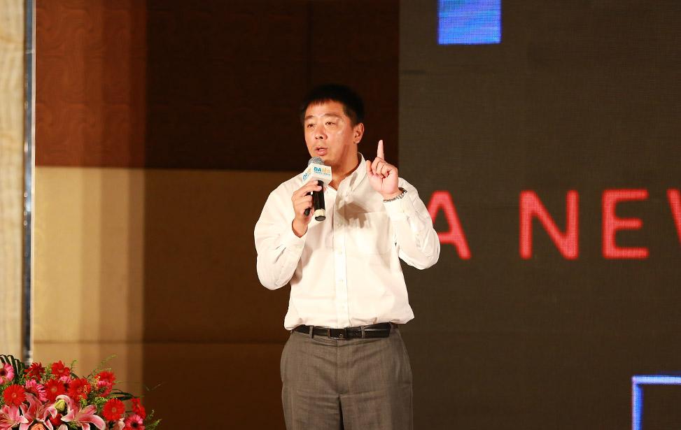 用互联网思维攻克企业级大数据市场——刘伟光